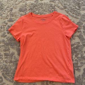 J. Crew Mercantile 'broken in' style t-shirt, S